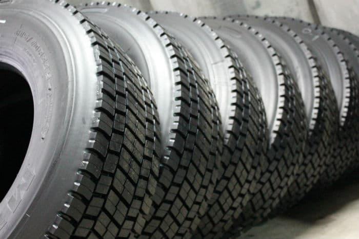 Современные грузовые шины